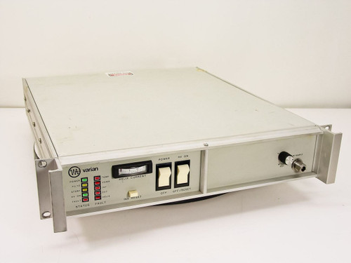 Varian VZC6961D7G1  5.9 - 6.4 GHz 125 Watt C-Band TWTA