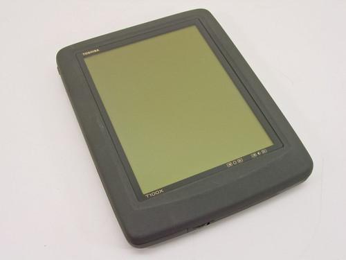 Toshiba  PA1069U-P3A  T100X DYNAPAD - No AC Adapter Vintage Tablet