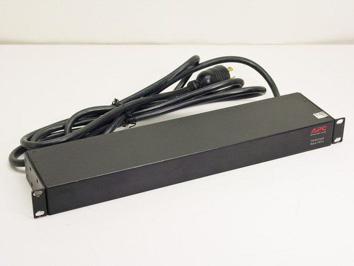 APC AP7901  Switched Rack PDU 1U Power Strip 20 Amp