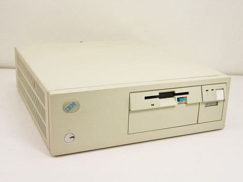 IBM 9556-0BA  PS/2 56 486SLC2 Desktop Computer - AS IS for parts