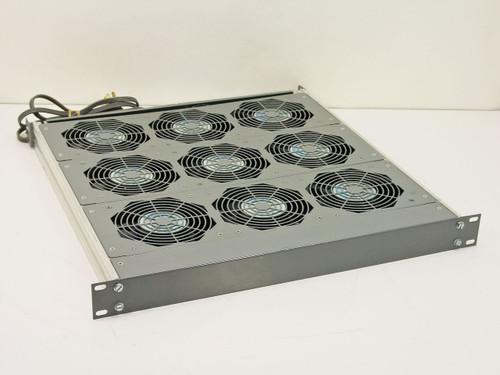 Mclean Engineering  3ES17H115  9 Fan Rackmount Cooling System