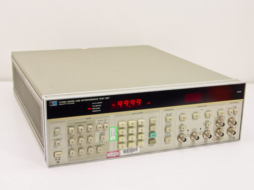 HP 3708A  Noise and Interference Test Set