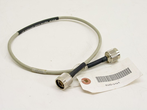 HP / Agilent  8120-6469  50 Ohm Economy Cable 24""