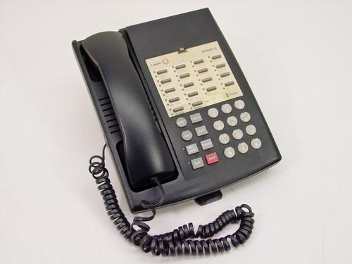 Lucent 7311H13D-003  Partner - 18 Button Display Telephone - Black