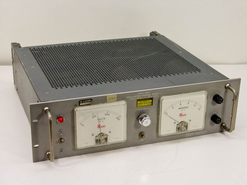 Harrison Laboratories 895A  Variable Power Supply 0-320 Volts 1.5 Amps
