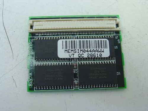 VisionTek 16MB Gateway Laptop Memory Upgrade MEMSIM044AAWW