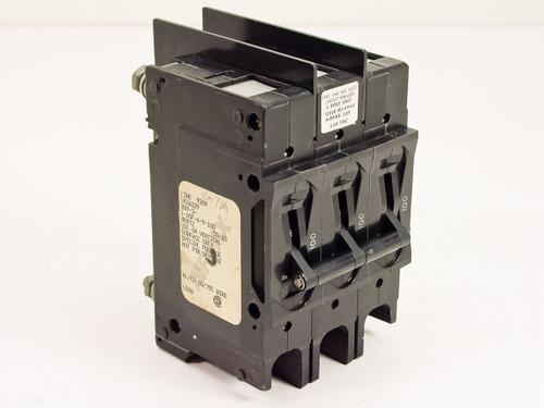 AIRPAX LR26229  3 Pole Circuit Breaker 240V ~ 100A