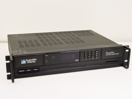 Scientific Atlanta D9223  PowerV Commercial Satellite Receiver V22THDSXXXX