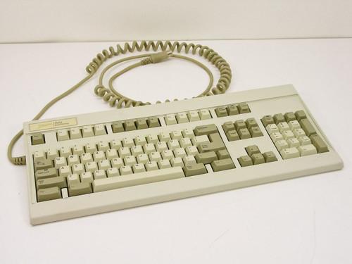 Zenith Data System  ZKB-0001  Keyboard 102 Key - Part No. 163-56