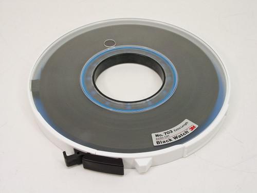 3M 703  Blackwatch 6250 CPI 9 Track Extra Length Tape