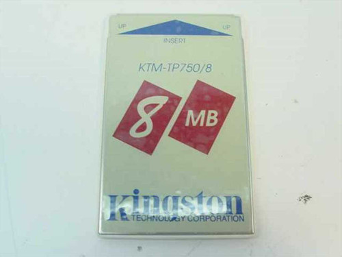 Kingston 8MB IBM Laptop Memory Card PA2013U (KTM-TP750/8)