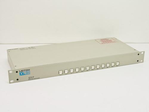 Leitch  12x1  Xpress 12x1 Routing Switcher