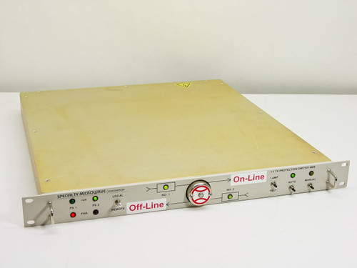Specialty Microwave  4000A-70  1 1 TX Protection Switch 4000