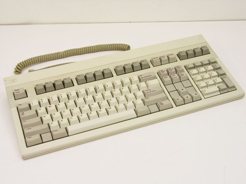 HP C1401A  Terminal Keyboard ABA - F4 Key Loose