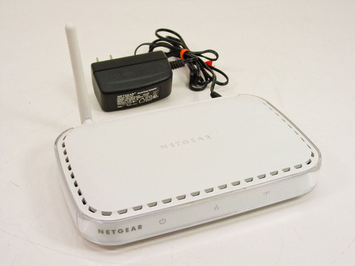 Netgear WG602v4  54 Mbps Wireless Access Point