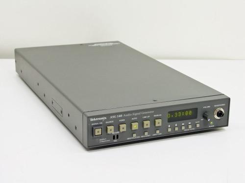 Tektronix ASG140  Audio Signal Tone Generator 20 Hz - 20 KHz
