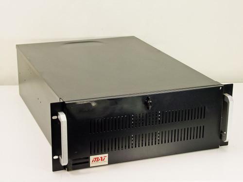 "Mat MicroSystems 19"" Rackmount  Pentium 2.6 GHz Bare Bones 4U Server"