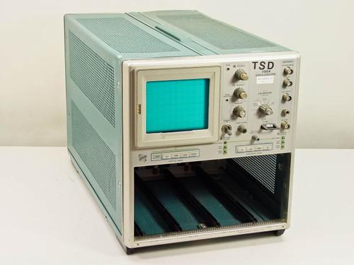 Tektronix 7904   500 MHz Oscilloscope ~ No Plugins