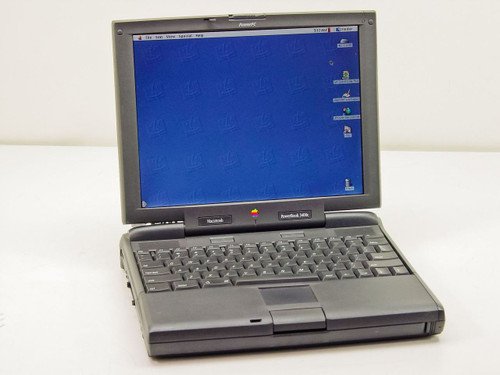 Macintosh M3553  Powerbook 3400c180 MHz G3 Laptop
