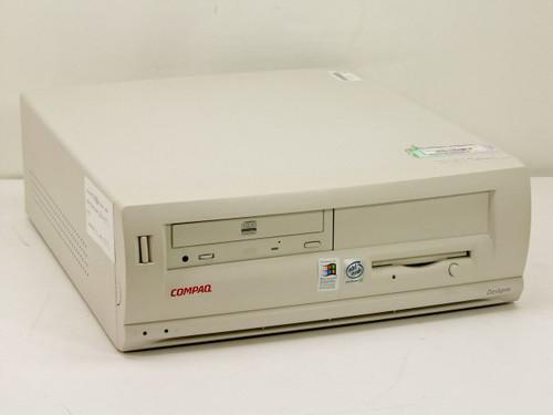 Compaq EXSD/815 P667  DeskPro Pentium III 667 MHz Desktop Computer