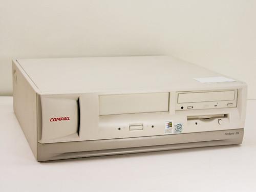 Compaq ENL/P733/e  Deskpro EN Pentium III 733 MHz Desktop Computer