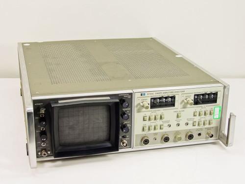 HP 8755C  Swept Amplitude Analyzer w/ 180TR Display