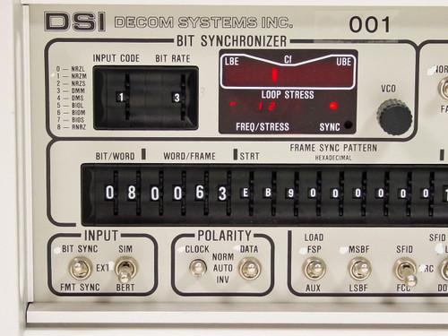 DSI 7103-4-30011-402  PCM Decommutator