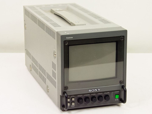 "Sony PVM-5041Q  5"" Trinitron Color Video Monitor 115 / 12 Volt"