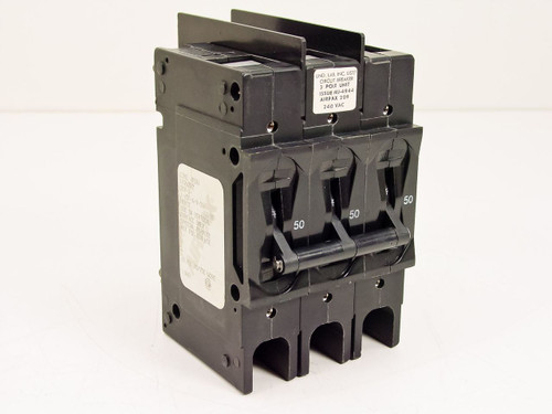AIRPAX 50 AMP 3 Pole  3 Phase Circuit Breaker - LR26229 240