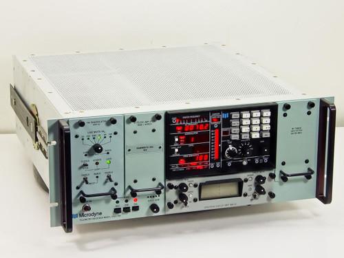 Microdyne 1400-MR  Telemetry Receiver 105-316-81 115/230vac