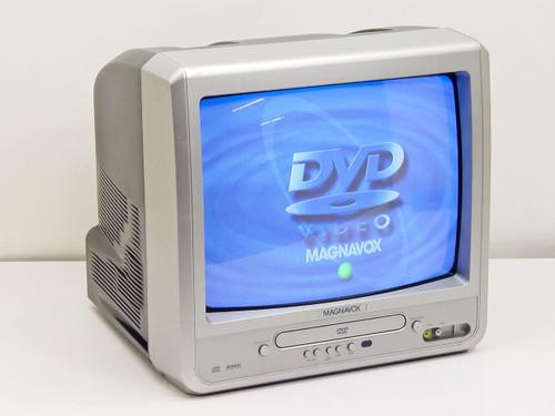 "Magnavox MWC13D6  14"" TV w/ DVD Player"