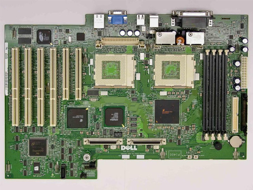 Dell 332TM  Power Edge 1400 Motherboard