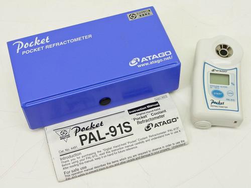 Atago PAL-91S  Digital Hand-held Pocket Coolant Refractometer