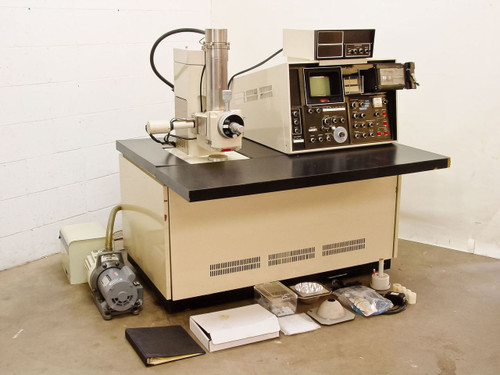 ISI SMS-3A  Scanning Electron Microscope w/ OPB-1 Signal Processor