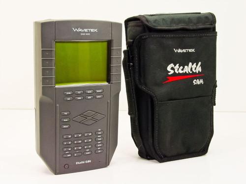 WaveTek  SAM 4040  Video/Cable TV Signal Analysis Meter w/ case