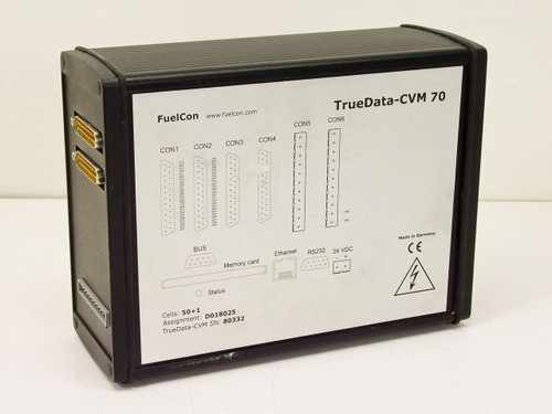 FuelCon True Data-CVM 70  Cell Voltage Monitor