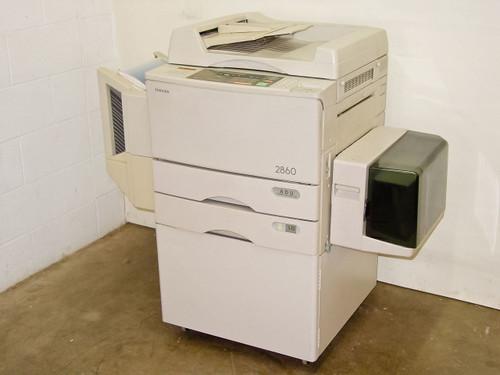 Toshiba  2860  Plain Paper Copier - As Is