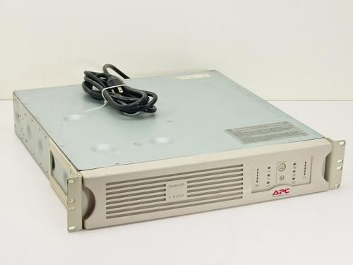 APC  SU1400RM2U  1400 VA Uninterruptible Power Supply