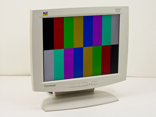 "Viewsonic  VG150  15"" LCD View Panel Monitor - Grade B- Beige"