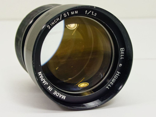 "Bell & Howell  2"" / 51mm F/1.2   Projector Lens"