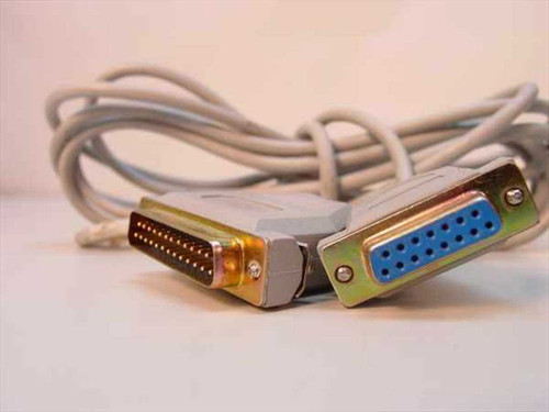 Generic DB25 Serial Cable (Cable)