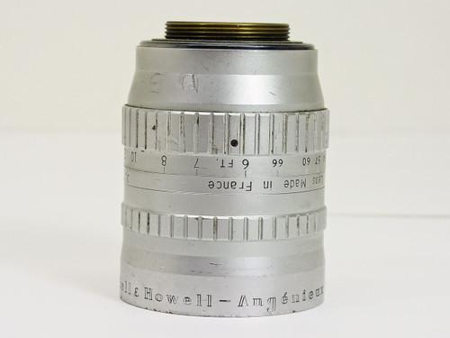 """Bell & Howell  3"""" / F2.5  Lens"""