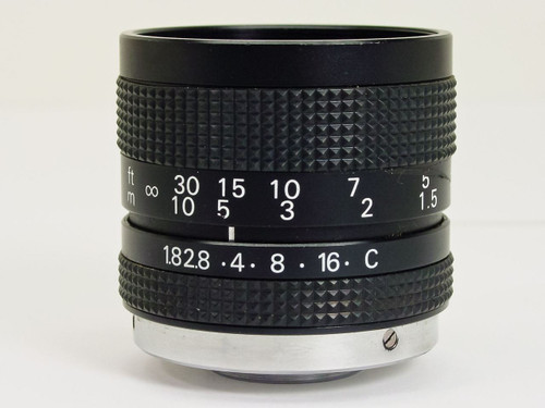 Computar  1 1.8 / 50mm   C Mount TV Lens