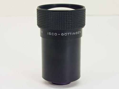 Isco-Gottingen 1.2/50   Kiptaron Lens