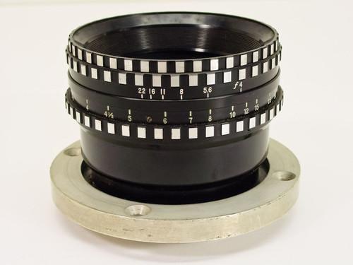 Wollensak  2 1/2(63mm) / F/4   Size 8 Pro-70 Lens