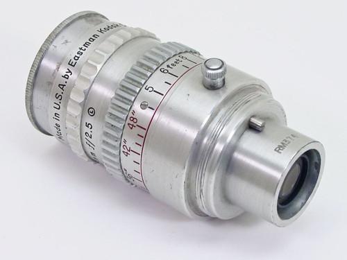 Kodak Cine Ektanon Lens   38mm f/2.5