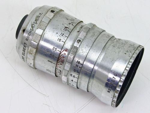 """Elgeet Rochester  2"""" F1.5 Cine Navitar   C-Mount Lens"""