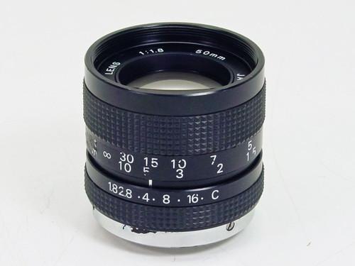 Computar 50mm  TV Lens - C Mount