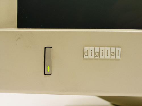 """Digital VR319-DA  DEC 19"""" CRT Monochrome BNC Monitor"""