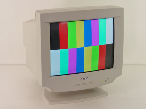 "Orion  5B530  15"" Digital Color CRT Monitor"